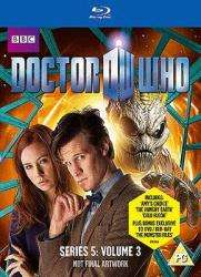 Doctor Who - Series 5, Volume 3 (Blu-ray) for £3.99 @ Bee.com
