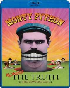 Monty Python - Almost The Truth - The Lawyer's Cut (2 Disc Blu-ray Set) £5.58 (using discount code) delivered @ Sendit (+3% Quidco/TCB Cashback) - TODAY ONLY
