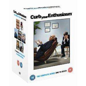 Curb Your Enthusiasm Season 1-7 £37.97 @ Amazon