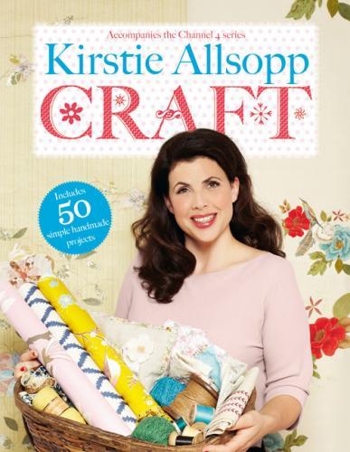 Kirstie Allsop Craft hardback book £6.99 at the Book People