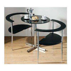 Space Saving 'Love Table and 2 Chairs' £87.94 by Prime Furnishing @ Amazon Marketplace