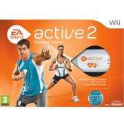 EA Sports Active 2 Nintendo Wii       88% off     was £79.99     now £9.95@thehut Delivered