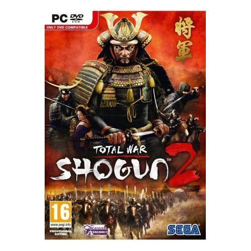 Total War: Shogun 2 (PC) £7.99 @ Play.com