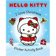 Hello Kitty I Love Christmas Sticker Activity Book was £3.99 now £2.49 @ Play.com