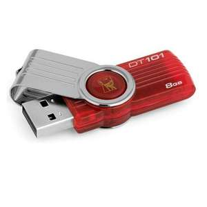 Kingston DataTraveler 101 G2 / 8GB / USB Flash Drive  now £5 delivered @ play