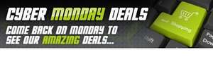 Heads Up - Cyber Monday Deals @ Dabs from 10am *NOW LIVE*