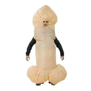 Inflatable Willy Costume £14.99 at Play