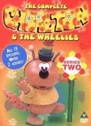 Chorlton And The Wheelies - Complete Series 2 99p delivered @ Bee