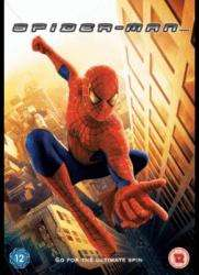 Spider-Man DVD £1.49 @ Bee