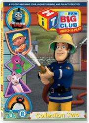 The Fireman Sam Little Big Club - Watch And Play - Collection Two (DVD) for £1.99 @ Bee.com