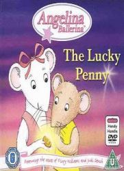 Angelina Ballerina - The Lucky Penny (Hit Handy Handle) (DVD) for £0.99 @ Bee.com