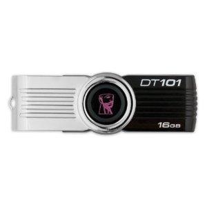 Kingston DataTraveler 101 Gen 2 16GB USB Drive - Black £9.99 @ Amazon