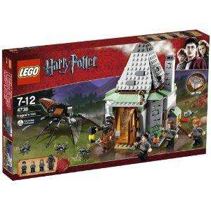 LEGO Harry Potter: Hagrid's Hut (4738) - £24.99 Delivered @ Play