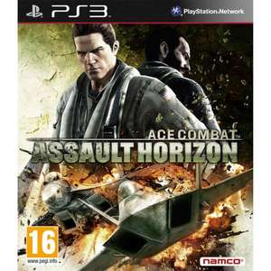 Ace Combat: Assault Horizon - Limited Edition @ Play.com for £17.99