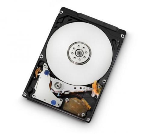 "Hitachi 2.5"" 500GB 5400RPM Laptop HDD | £ 61.27 + £ 6.80 Deilvery @ Pixmania"