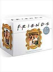 Friends DVD Boxset 1-10 £30 delivered + 8% quidco @ Tesco Entertainment