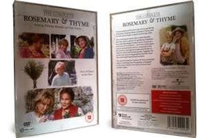 Rosemary and Thyme Complete Series Collectio £12.95 @ TheHut