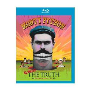 Monty Python: Almost The Truth - The Lawyer's Cut (2 Discs) (Blu-ray) - £5.99 at Play