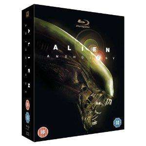 Alien Anthology [Blu-ray] 13.97@Amazon