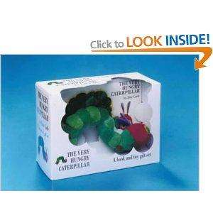 The Very Hungry Caterpillar Hardcover Book and Toy £5.99 Amazon