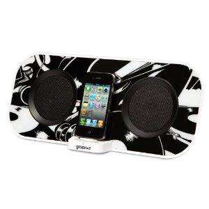 Groov-e iSpeakerDock50 Designer 12W Speaker for iPhone/iPod @ £47.99 - Amazon.co.uk