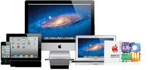 Apple 10 Months 0% Finance on all Apple products over £429 - Up to 3% Cashback with Quidco