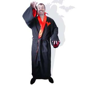 Vampire Dressing Gowns 50% Off @ Find Me A Gift £19.99