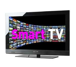 "Sony 32"" Full HD, Freeview HD, LCD TV, KDL-32CX523, £349.95 @ Dixons, 10% Quidco cashback + £50 Sony cashback means £270.78 overall"