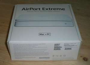 Apple Airport Extreme WIFI Access Point £104.25 @ BestBuy BBY voucher.