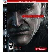 PS3 - Metal Gear Solid 4 - £11.71 @ Play-Asia