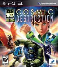 Ben 10 Ultimate Alien: Cosmic Destruction (PS3) £5 @ ASDA Dicect