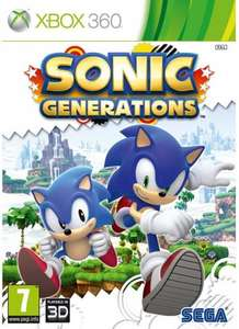 Sonic Generations (PS3/X360) - £17.95 Delivered @ TheHut