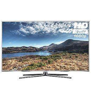 "SAMSUNG UE40D8000 40"" Full HD LED 3D TV (£100 Cashback) - @ John Lewis - £1,099.95"