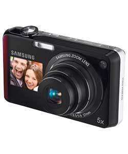 SAMSUNG PL150 12MP DIGITAL COMPACT CAMERA - BLACK AND RED - £69.99 @ Argos / eBay outlet