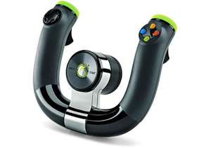 MICROSOFT WIRELESS SPEED WHEEL XBOX @ SHOPTO - £32.86 - delivered