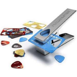 Don't cut up that credit card! Make it into a guitar pick! Mammoth Savings! £14.99 delivered free by Amazon Jersey