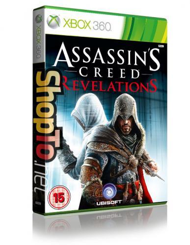 Assassins Creed Revelations - xbox 360 - £31.85 ShopTo