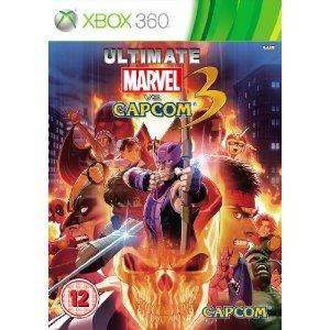 Ultimate Marvel Vs Capcom 3  XBOX 360/PS3 - £19.95 @ Zavvi.com