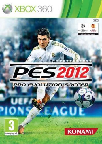 PES 2012: Pro Evolution Soccer  XBOX 360/PS3 - £19.95 @ Zavvi.com