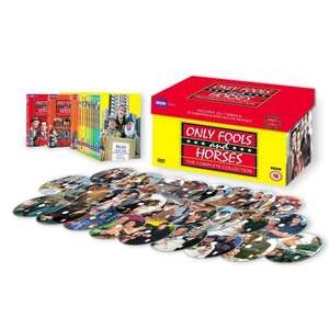 Only Fools and Horses - Complete Collection (In store, sold out online) £45 @ Asda