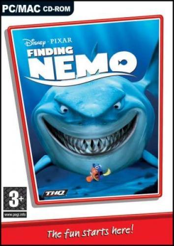 Finding Nemo PC - £0.54 delivered @ Zavvi.com
