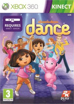 Nickelodeon Dance ~ £19.99 Instore @ Game