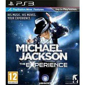 Michael Jackson the experience game PS3 £5 @  ASDA cyber deal