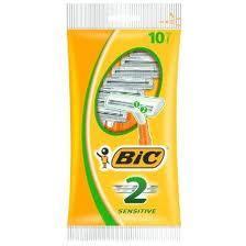 Bic 2  blades disposable pack of 10  BOGOF @ Superdrug £1.85