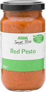 Asda Smart Price Red Pesto (190G) - 60p