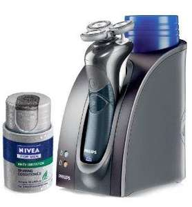 Philips Nivea For Men Coolskin HS8460 Rechargeable Shaver With Refill and Charge Stand £84.99 @ Argos