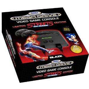 Sega Megadrive with 10 Games - £17.99 (Free Delivery) - Amazon