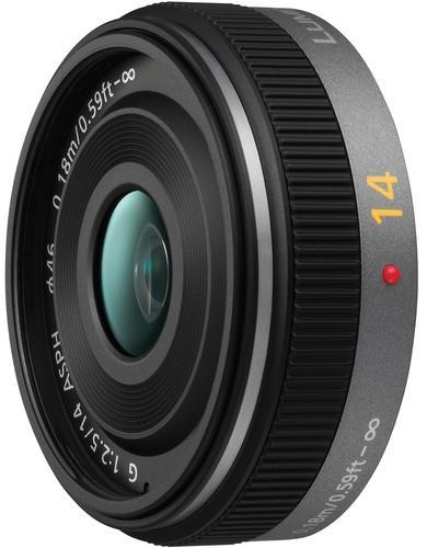 Panasonic Lumix G 20mm f/1.7 ASPH Micro Four Thirds Lens £191.99 @ Bestbuy