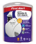 Arco - First Alert Smoke & Carbon Monoxide Alarm for £11.99 (inc. VAT)