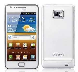 "Samsung Galaxy S2 (White) - £349.39 on 24m ""o2 50"" Contract @ Affordablemobile"